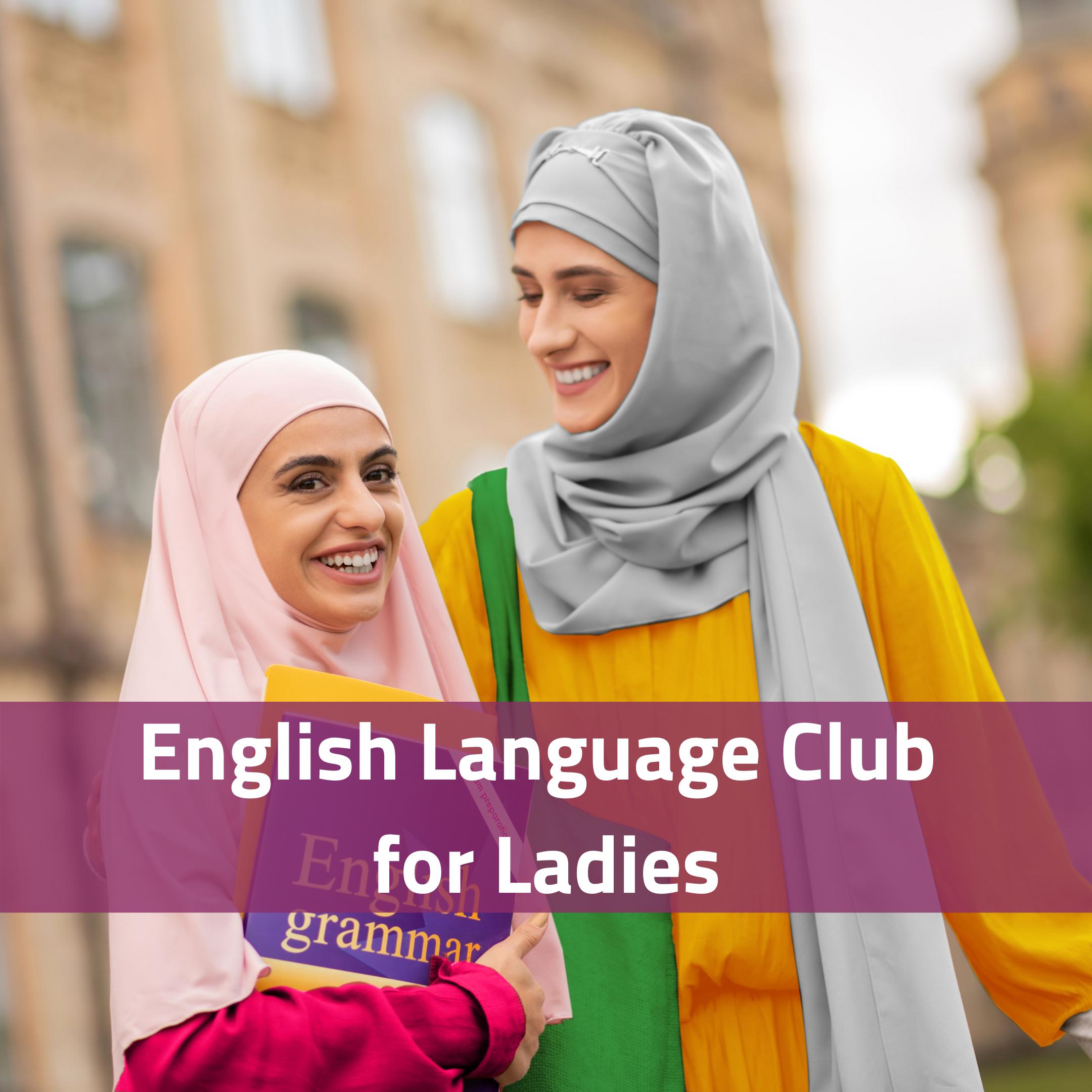 English Language Club for Ladies