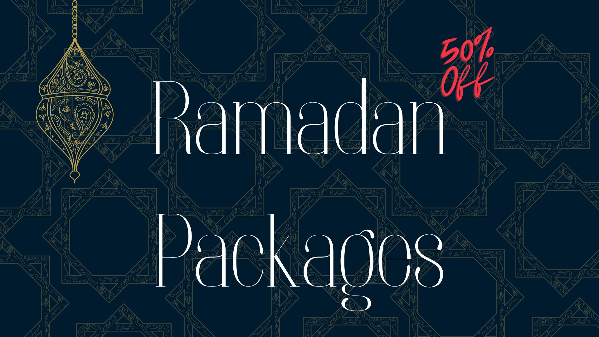 Ramadan Packages
